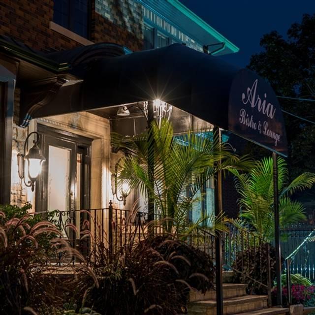 Aria Bistro & Lounge, Brampton, ON