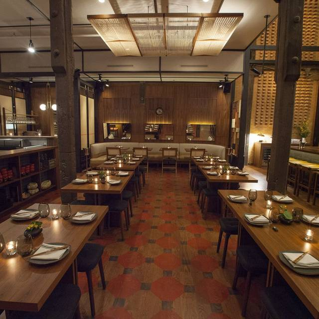 Dining Room - Momotaro, Chicago, IL