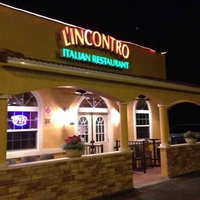 L'incontro Italian Restaurant, Lake Wales, FL