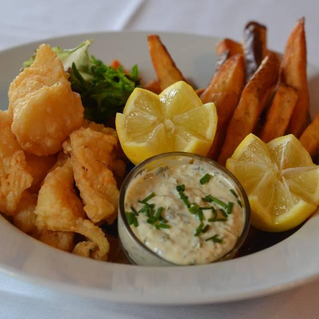 Fish & Chips - Riegelsville Inn, Riegelsville, PA