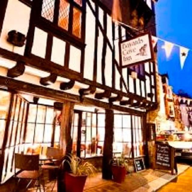 Bayards Cove Inn, Dartmouth, Devon