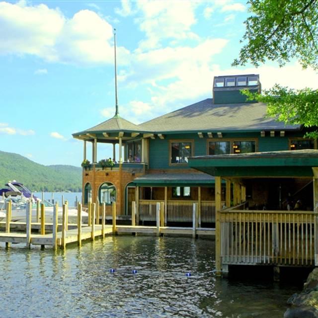 the boathouse restaurant ny lake george ny opentable. Black Bedroom Furniture Sets. Home Design Ideas