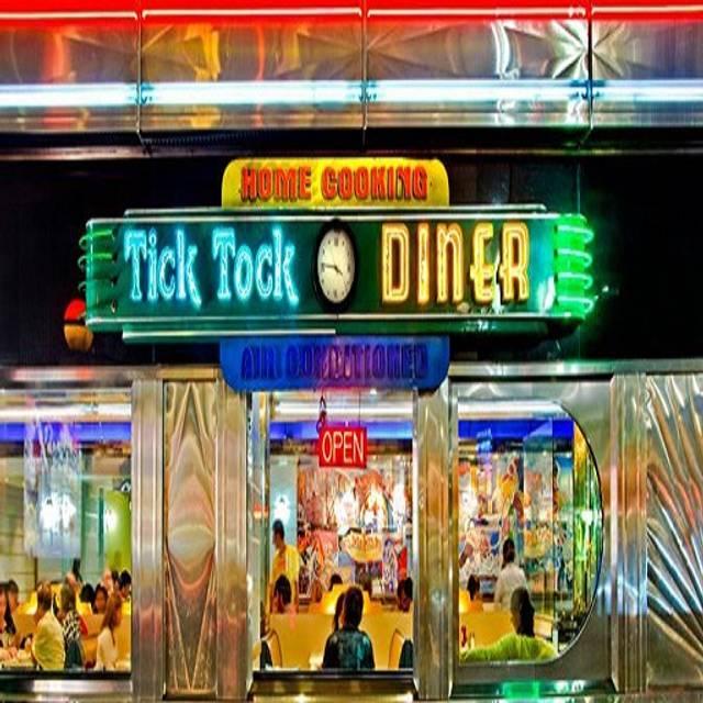 Tick Tock Cafe Nyc