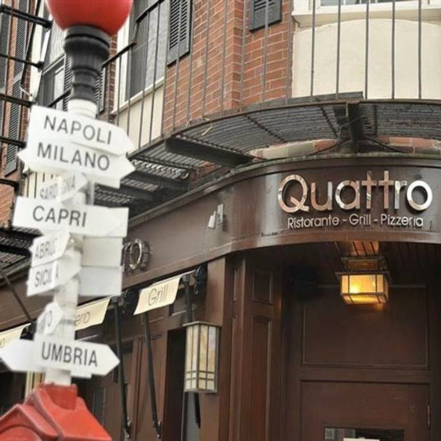 Quattro, Boston, MA