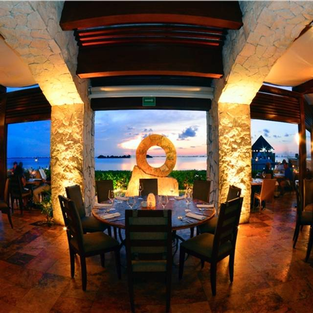 Harry's PrimeSteakhouse and Raw Bar, Cancun, ROO