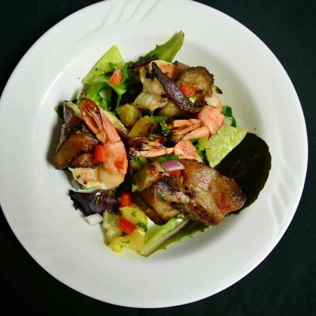 Bacon Wrapped Shrimp - Soul Cafe, Scottsdale, AZ
