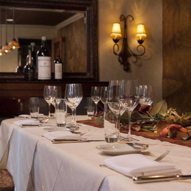 The WineSellar & Brasserie, San Diego, CA