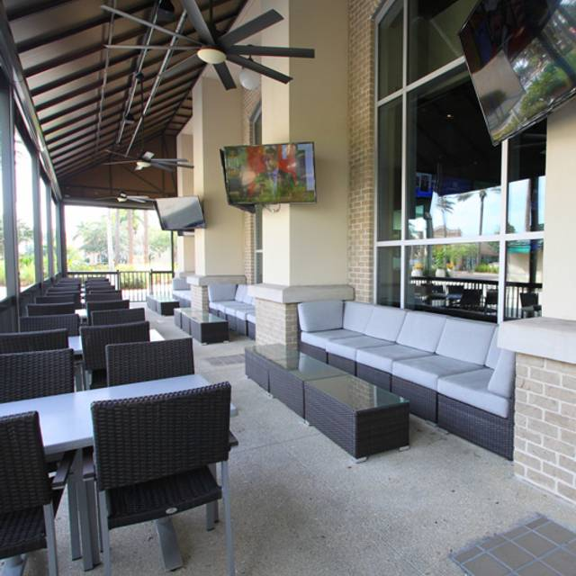 outdoor seating - GameTime - Ft Myers, Fort Myers, FL