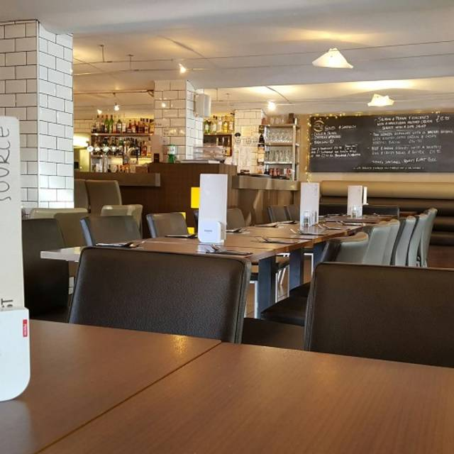 Cafe Source Hyndland Menu