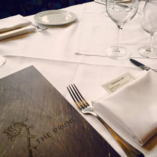 The Prune - The Prune, Stratford, ON