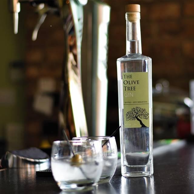The Olive Tree Bistro New Brighton, Wirral, Merseyside