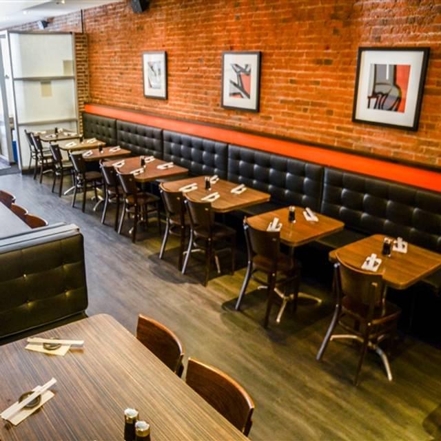 Hapa Sushi Grill & Sake Bar - Pearl St. Boulder, Boulder, CO