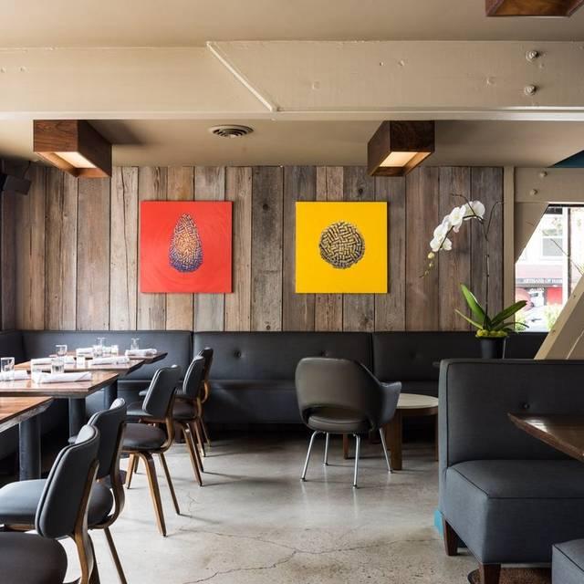 Carina Lounge, Portland, OR