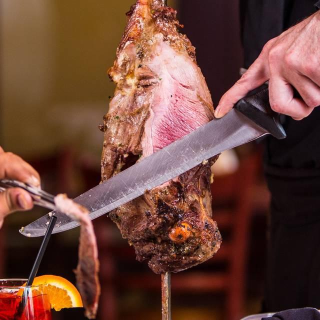 Leg Of Lamb - Via Brasil Steakhouse in Summerlin, Las Vegas, NV