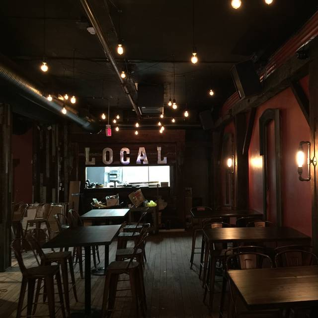 Local Kitchen & Beer Bar, Buffalo, NY