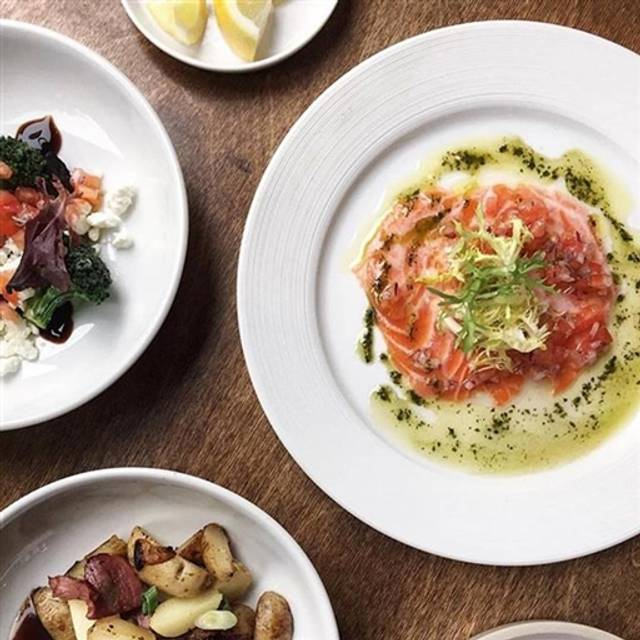 Troquet Restaurant New York NY OpenTable - Hotel avec cuisine new york