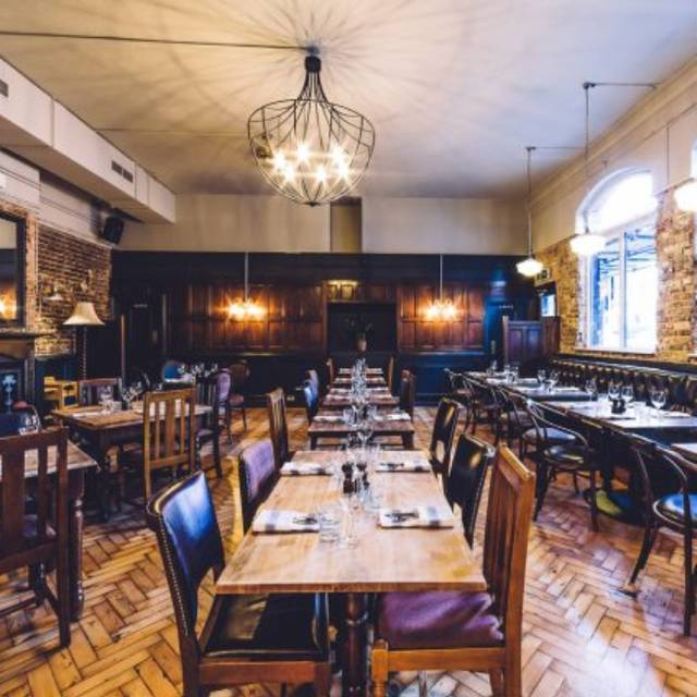The Oxford Pub & Dining Room - London,