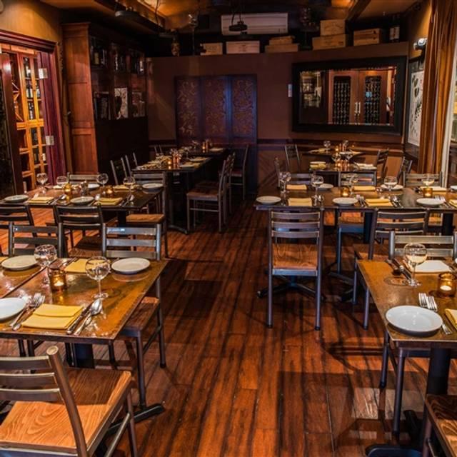 Chianti il ristorante restaurante saratoga springs ny for A rossi salon boca raton