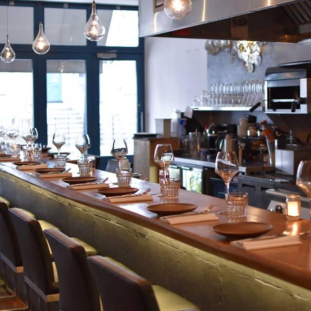 Sinabro Restaurant, London