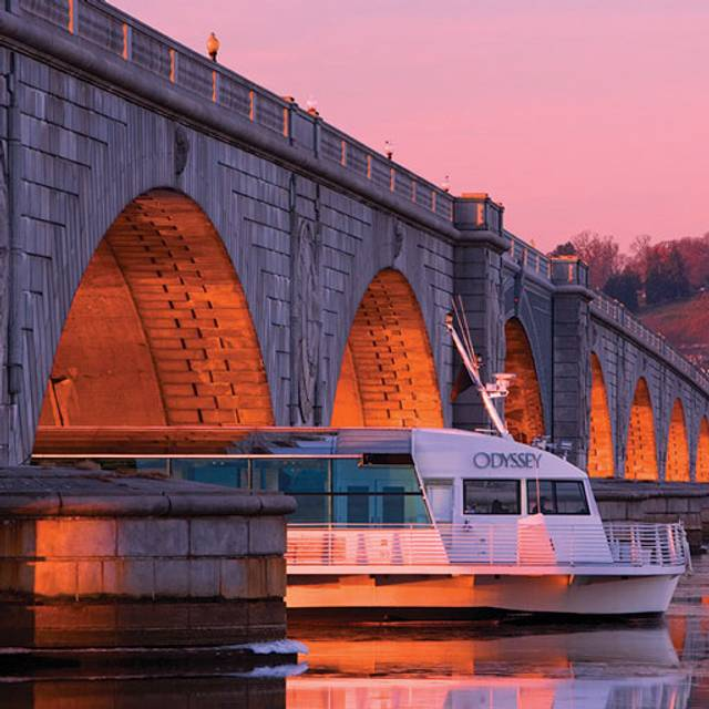 Odyssey Cruises Washington D C Washington Dc Opentable