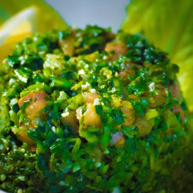 Tabouleh - Mazza Mediterranean Cuisine, Pembroke Pines, FL