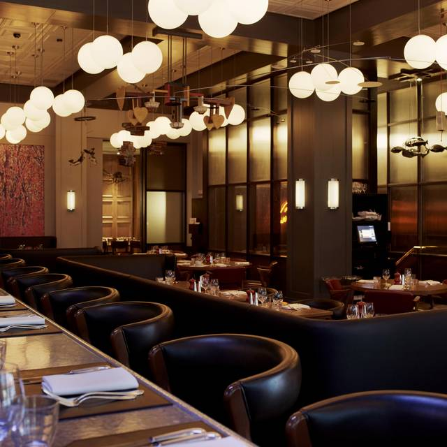 Hix Soho - HIX Soho Restaurant & Bar, London