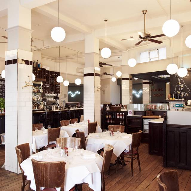 Hix Chop House - HIX Oyster & Chophouse, London