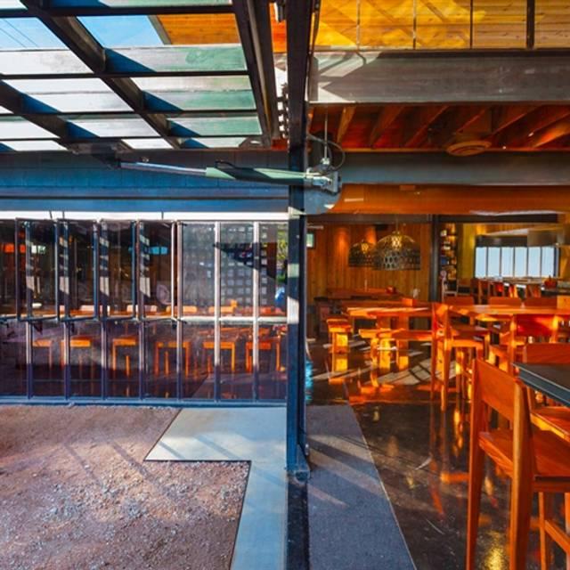 Downtown Austin Thai Restaurant With A View
