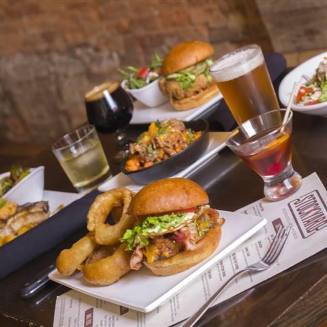 Stockyard Burgers and Bones, Atlanta, GA