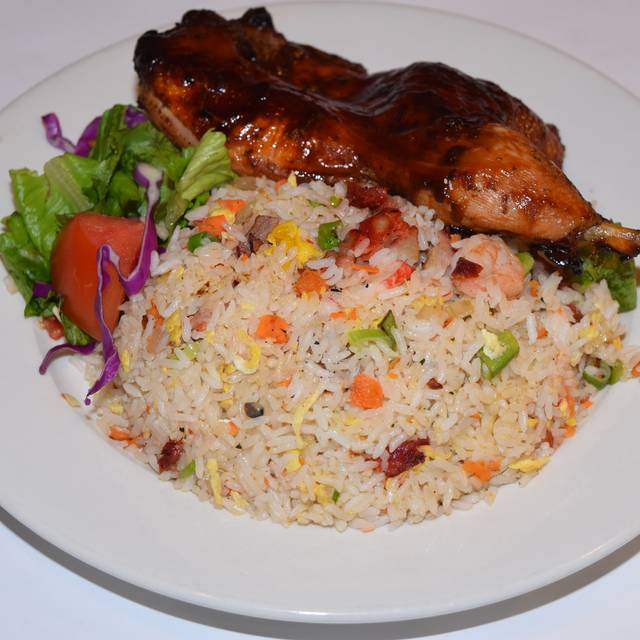 Bbq Chicken W House Special Fried Rice - Legend Cookhouse, South Ozone Park, NY