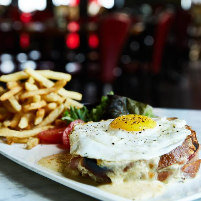 Croque Madame - Toulouse - Houston, Houston, TX