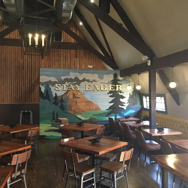 Beaver's Main Dining - Beaver's - Westheimer, Houston, TX
