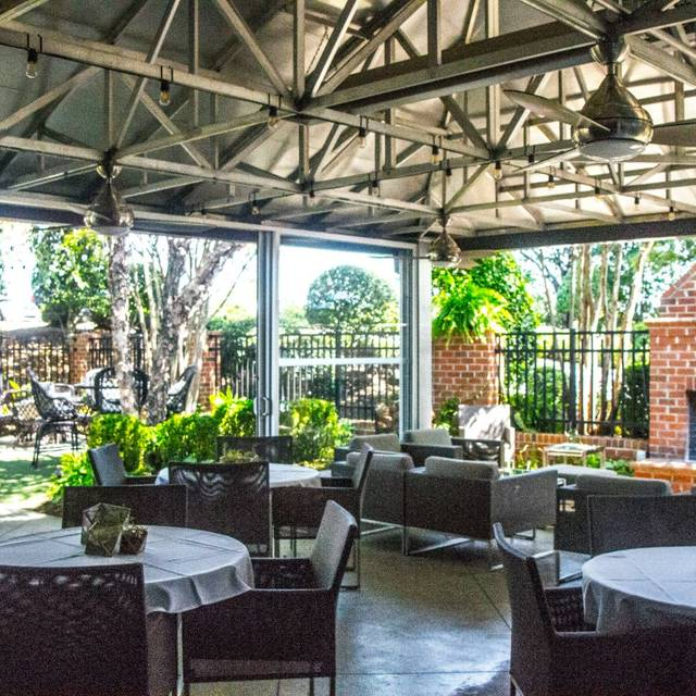 Covered Patio - Cafe Rule & Wine Bar, Hickory, NC