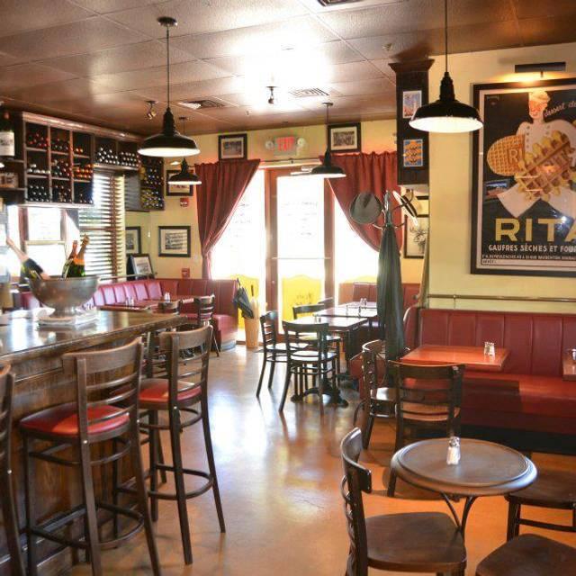 Cafe des Artistes-on the Water, Jupiter, FL