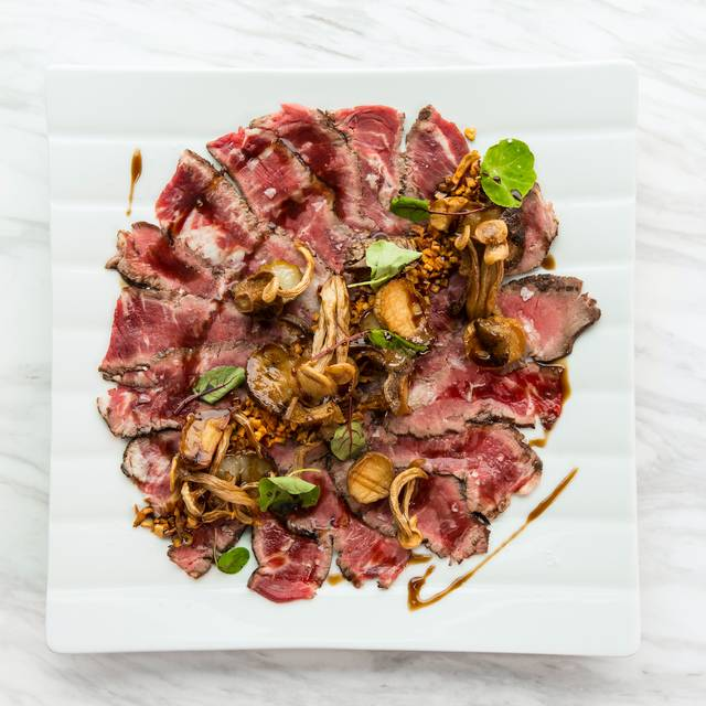 Beef Carpaccio - Potente, Houston, TX