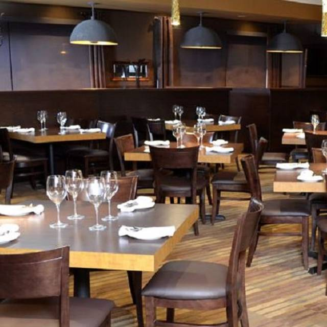 Guru edmonton ab opentable for Best private dining rooms edmonton