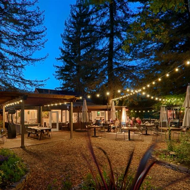 The Restaurant at Russian River Vineyards, Forestville, CA