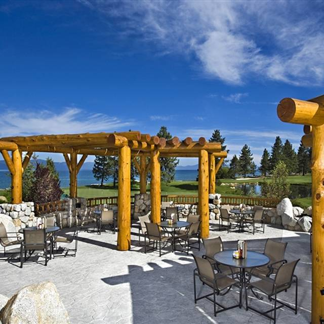 Brooks' Bar & Deck at Edgewood Tahoe, Stateline, NV