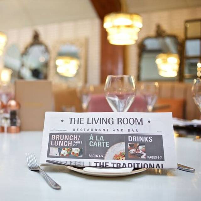 The Living Room - Manchester, Manchester