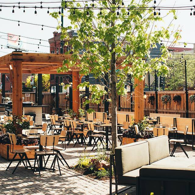 Patio - The Dawson, Chicago, IL