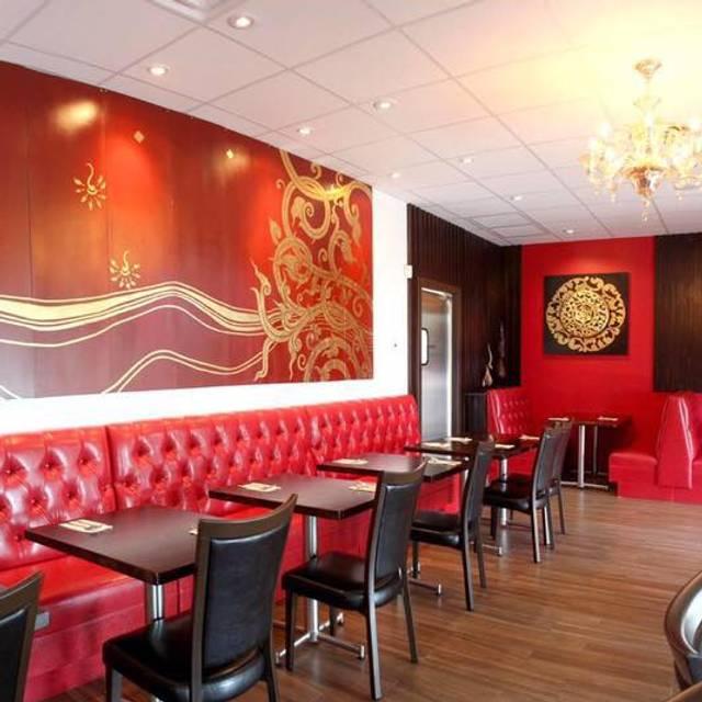 Weera Thai Restaurant, Las Vegas, NV