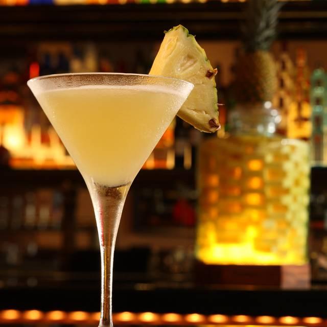 Double Black Diamond Martini® - Firebirds Wood Fired Grill - Greenville, Greenville, SC