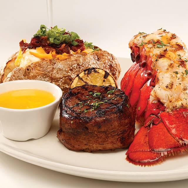 Filet & Lobster - Firebirds Wood Fired Grill - Greenville, Greenville, SC