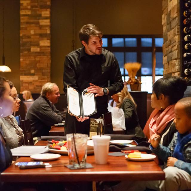 Warm Hospitality - Firebirds Wood Fired Grill - Greenville, Greenville, SC
