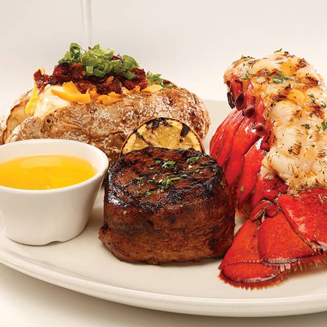 Filet & Lobster - Firebirds Wood Fired Grill - Leesburg, Leesburg, VA