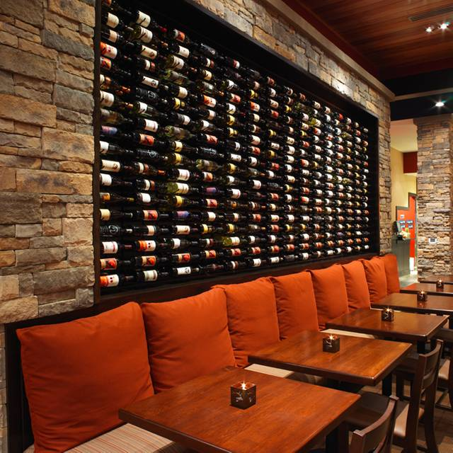 Wine Wall - Firebirds Wood Fired Grill - Carmel, Indianapolis, IN