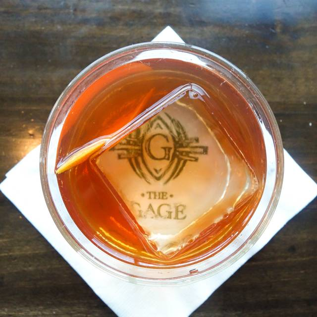 Old fashioned - The Gage, Chicago, IL