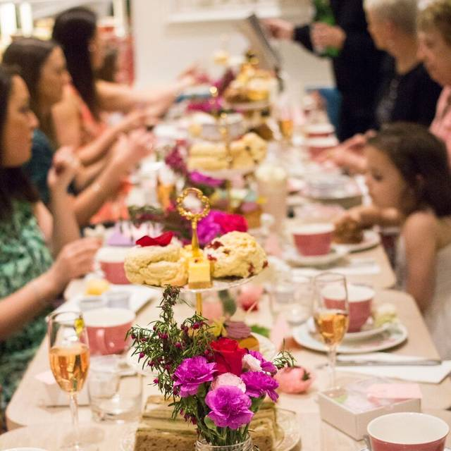 Friends & Family High Tea - The Tea Salon Sydney, Sydney, AU-NSW