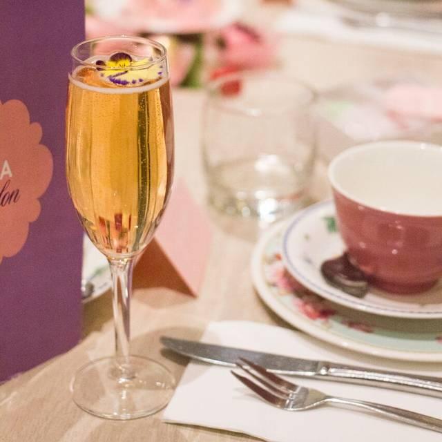 Tea & Champagne - The Tea Salon Sydney, Sydney, AU-NSW