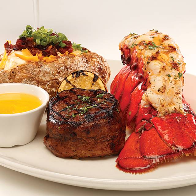 Filet Lobster - Firebirds Wood Fired Grill - Cranberry, Cranberry Township, PA